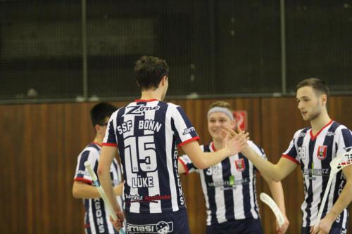 2. Floorball Bundesliga Herren Bonn vs. Roxel
