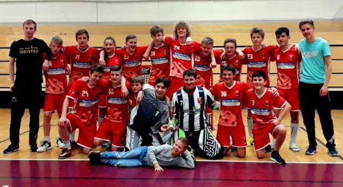 U17 NRW Meister 2018