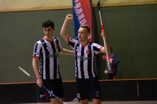 Floorball Deutschland Pokal Herren Bonn vs. Weißenfels
