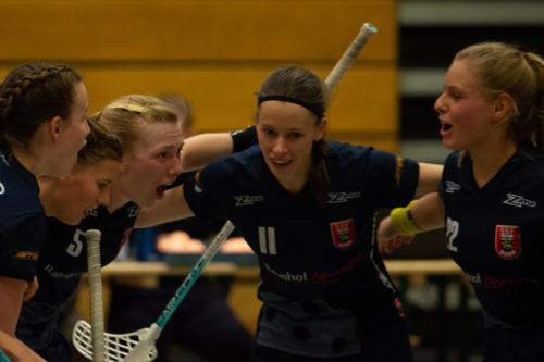 1. Floorball Bundesliga Damen Bonn vs. Weißenfels