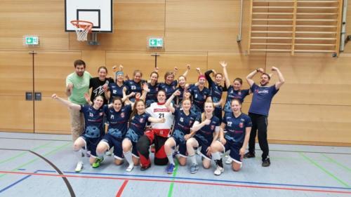 Westdeutscher Meister 2018 Damen KF